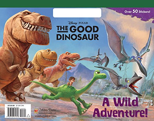 9780736431323: The Good Dinosaur Big Coloring Book