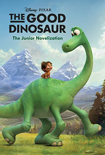 9780736431408: The Good Dinosaur Junior Novelization