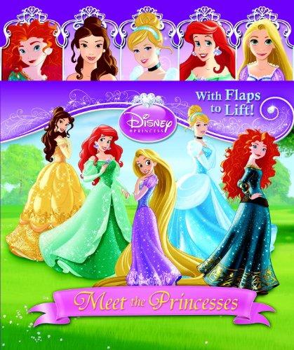 9780736431460: Meet the Princesses (Disney Princess)