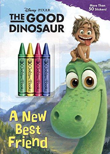 9780736431538: The Good Dinosaur Chunky Crayon Book