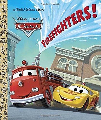 9780736431699: Firefighters! (Disney/Pixar Cars) (Little Golden Book)