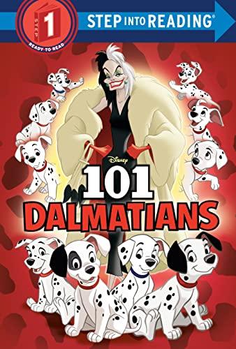 9780736431828: 101 Dalmatians (Disney 101 Dalmatians) (Step into Reading)