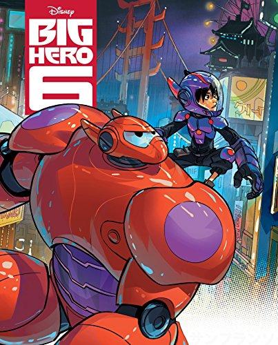 9780736431866: Big Hero 6 Big Golden Book (Disney Big Hero 6)