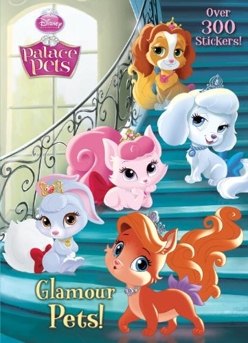 9780736431965: Glamour Pets!