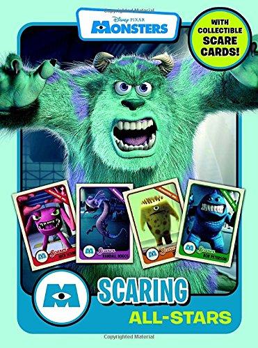 9780736431972: Monsters, Inc.: Scaring All-Stars (Disney/Pixar Monsters, Inc.)