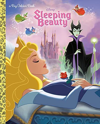 9780736432337: Sleeping Beauty Big Golden Book (Disney Princess)