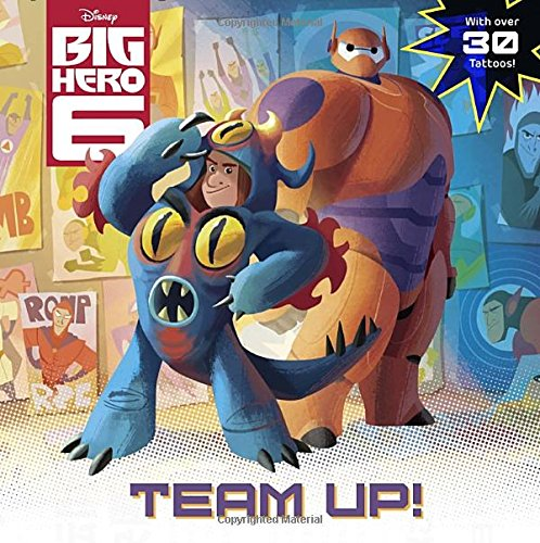 9780736432443: Team-up! (Disney Big Hero 6) (Pictureback(R))