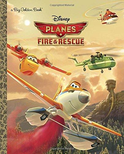 9780736432566: Planes - Fire & Rescue