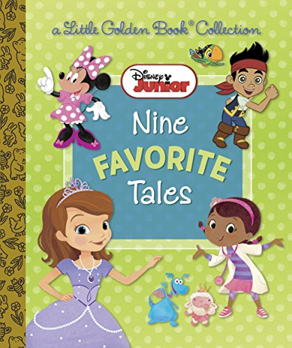 9780736432573: DISNEY JUNIOR: NINE