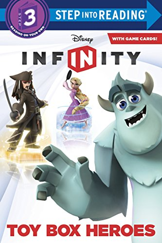 9780736432702: Toy Box Heroes (Disney Infinity) (Step into Reading)