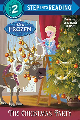 9780736432795: The Christmas Party (Disney Frozen) (Step Into Reading. Step 2)