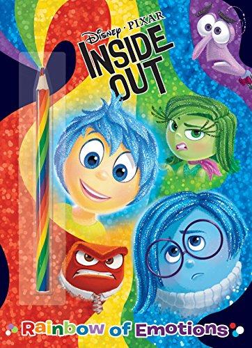 9780736432870: Inside Out Color Plus Rainbow Pencil