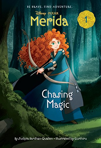 9780736432900: Merida #1: Chasing Magic (Disney Princess) (A Stepping Stone Book(TM))