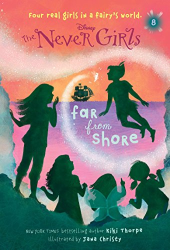9780736433020: Never Girls #8: Far from Shore (Disney: The Never Girls)