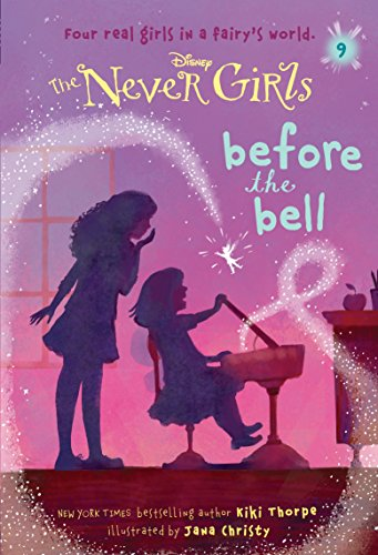 9780736433044: Never Girls #9: Before the Bell (Disney: The Never Girls)