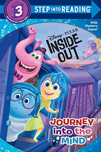 9780736433167: Journey Into the Mind (Disney/Pixar Inside Out) (Step Into Reading. Step 3)
