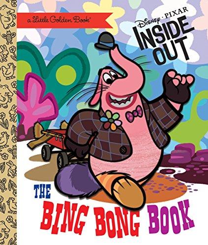 9780736433211: The Bing Bong Book (Disney/Pixar Inside Out) (Little Golden Book)