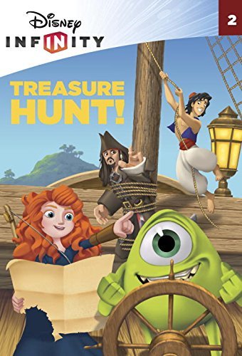 Treasure Hunt! (Disney Infinity) (A Stepping Stone: Weingartner, Amy