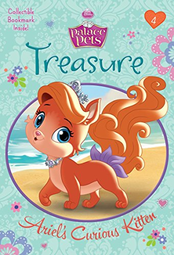 9780736433464: Treasure: Ariel's Curious Kitten (Disney Princess: Palace Pets) (Stepping Stone Book)