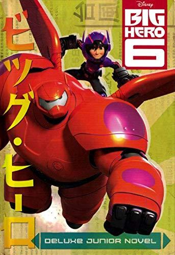 Big Hero 6 Hardcover Deluxe Junior Novel,: Irene Trimble