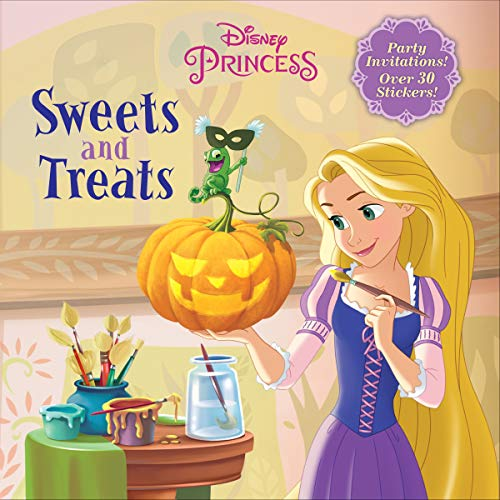9780736433532: Sweets and Treats (Disney Princess) (Pictureback(R))