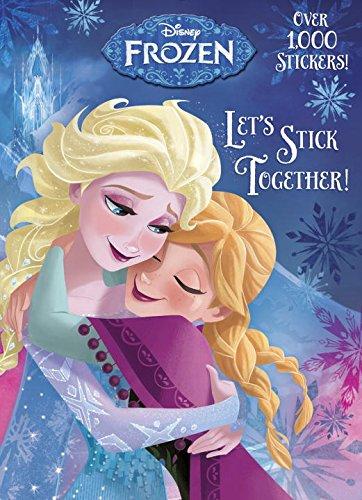 9780736433549: Let's Stick Together! (Disney Frozen)
