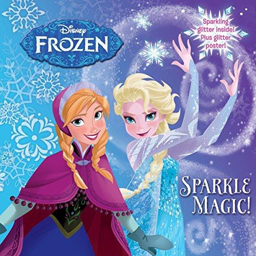 9780736433662: Sparkle Magic! (Disney Frozen) (Pictureback(R))