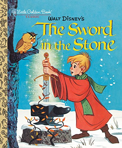9780736433747: The Sword in the Stone (Disney) (Little Golden Book)