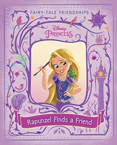 9780736433884: Rapunzel Finds a Friend (Disney Princess)