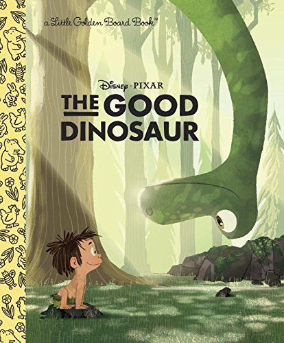 9780736433976: The Good Dinosaur Little Golden Board Book (Disney/Pixar the Good Dinosaur)