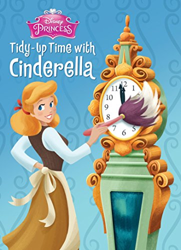 9780736434089: Tidy-up Time With Cinderella Bright & Early Board Books