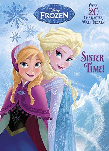 9780736434188: Sister Time! (Disney Frozen)