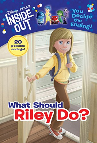 9780736434294: Inside Out Chapter Book #1 (Disney/Pixar Inside Out) (Stepping Stone Book)