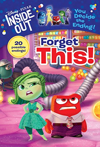 9780736434300: Forget This! (Disney/Pixar Inside Out) (A Stepping Stone Book(TM))