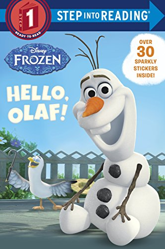 9780736434331: Hello, Olaf! (Disney Frozen) (Step into Reading)