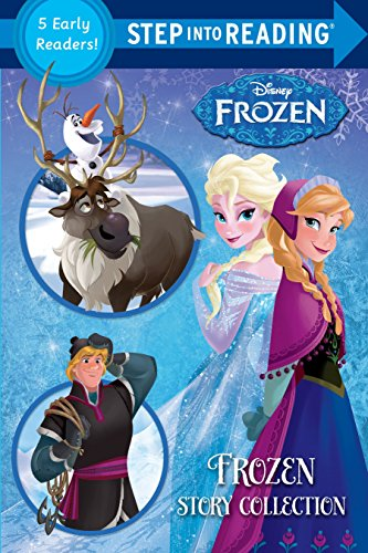 9780736434355: Frozen Story Collection (Disney Frozen) (Step into Reading)