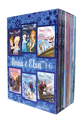 9780736434638: Anna & Elsa: Books 1-6 (Disney Frozen)