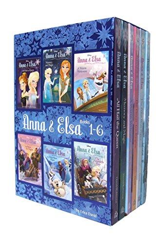 9780736434638: Anna & Elsa: Books 1-6