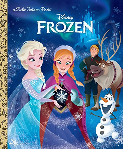 9780736434713: Frozen (Disney Frozen) (Little Golden Book)