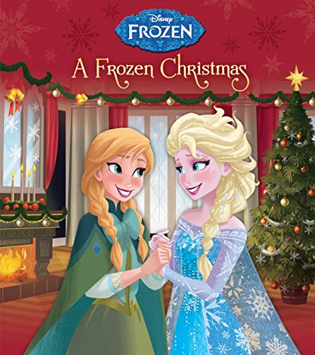 9780736434799: FROZEN CHRISTMAS, A