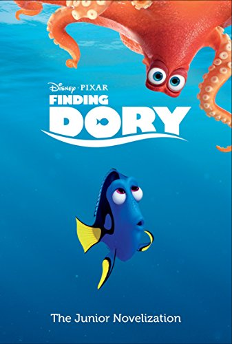 Finding Dory Junior Novelization (DisneyPixar Finding Dory)