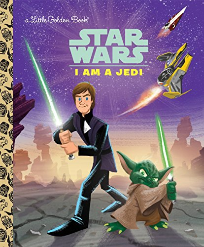 9780736434874: I Am a Jedi (Star Wars) (Little Golden Books: Star Wars)