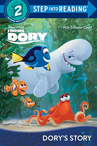 9780736434980: Dory's Story (Disney/Pixar Finding Dory) (Step into Reading)