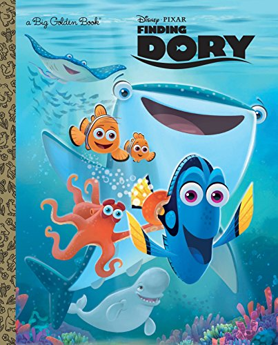 Finding Dory (Hardcover)