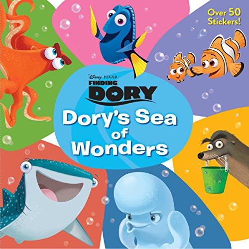 9780736435079: Dory's Sea of Wonders (Disney/Pixar Finding Dory) (Pictureback(R))