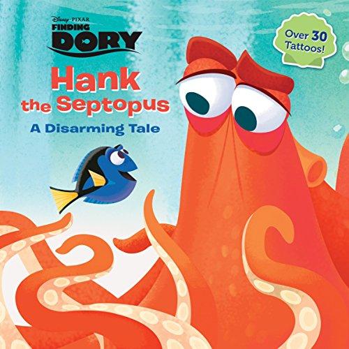 Hank the Septopus (Disney/Pixar Finding Dory) (Pictureback )