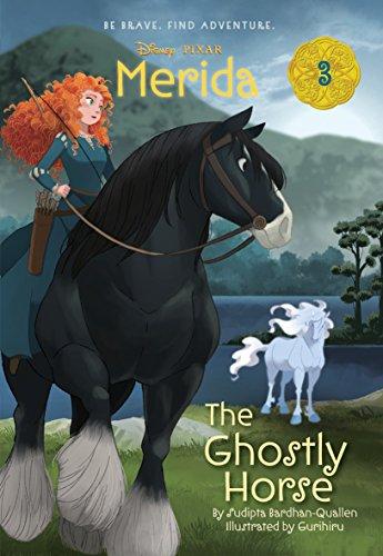 9780736435154: Merida #3: The Ghostly Horse (Disney Princess) (A Stepping Stone Book(TM))