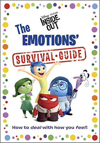 9780736435321: The Emotions' Survival Guide (Disney/Pixar Inside Out) (Ultimate Handbook: Disney/Pixar Inside Out)