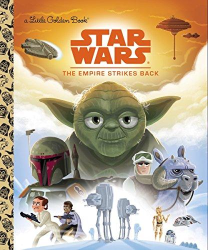 9780736435444: Star Wars: The Empire Strikes Back (Little Golden Books)