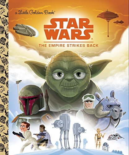 9780736435444: Star Wars: The Empire Strikes Back (Star Wars)